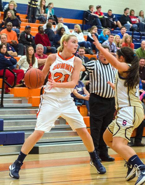 Summit High School 2012-13 Basketball Schedule | Caroline Patrick | Tennessee Girls Basketball | Scoop.it