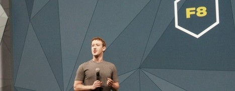 Everything Facebook Announced at F8 | Higher Education and more... | Scoop.it