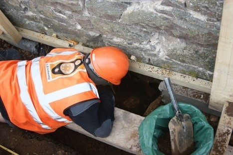 13th century cist burial at Nefyn church, North Wales | Archaeology News | Scoop.it
