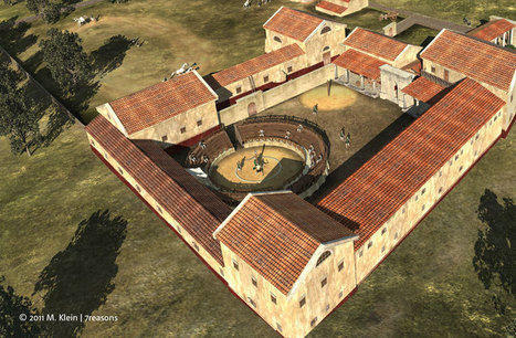 Scholars Map Gladiator School in Austria - Archaeology Magazine | Teaching history and archaeology to kids | Scoop.it