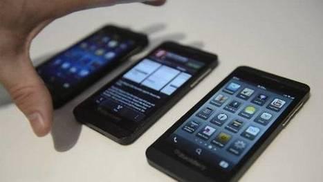BlackBerry announces new phones, enterprise service as part of comeback strategy | Trending Tech | Scoop.it