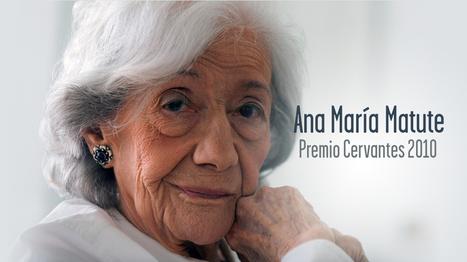 Ana María Matute 1925 - 2014 | Especiales | elmundo.es | librosalsol | Scoop.it