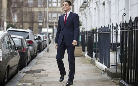 David Miliband quits: Ed admits to 'mixed emotions' about brother's resignation | The Indigenous Uprising of the British Isles | Scoop.it