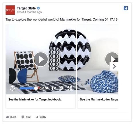 6 Tips for Better Facebook Video Ads : Social Media Examiner | DESIGN | Scoop.it