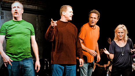 Upright Citizens Brigade Writes Its Book on Improv | Teacher Tools and Tips | Scoop.it