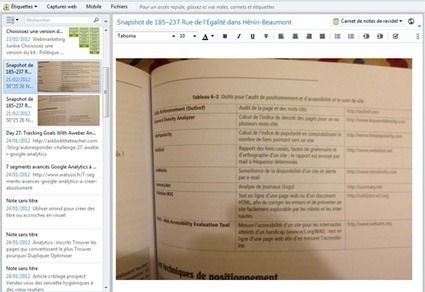 Evernote : L'outil indispensable que tout (vrai !) blogueur devrait utiliser | Animer un réseau | Scoop.it