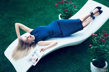 Sexed up and smart: Women debate Marissa Mayer's Vogue photo | Dare To Be A Feminist | Scoop.it