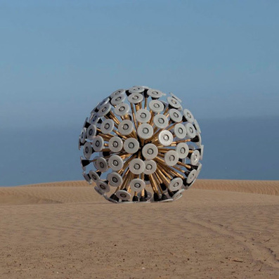 A Tumbleweed-Inspired Minesweeper: Mine Kafon by Massoud Hassani | Sustain Our Earth | Scoop.it