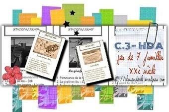 Jeu de familles -Histoire des arts | Classeur d'école | Enseigner par le jeu | Scoop.it