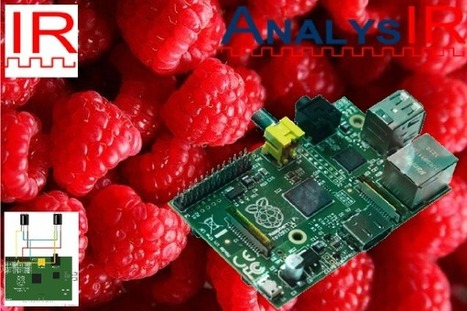 AnalysIR, Raspberry Pi & LIRC serve-up Infrared Remote Control | AnalysIR Infrared Anlayzer & Decoder for Arduino, USB IR Toy, Raspberry Pi and more | Scoop.it
