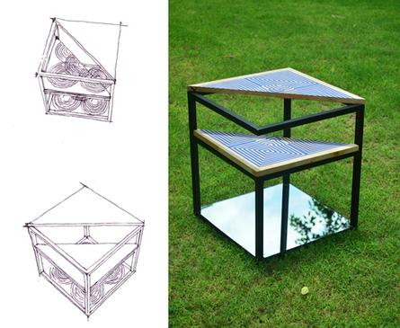 India Art n Design inditerrain: The Edge in Reinterpretation - Studio Wood | India Art n Design - Design | Scoop.it