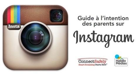 Guide Instagram pour les jeunes et les parents - Ressources   institution   Scoop.it