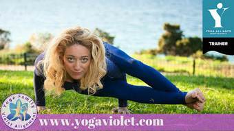 Yoga Family Violet Alignment   Interviews with interesting people   Scoop.it