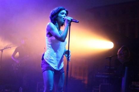 L'IMAGE DU JOUR Jenifer en concert à Alès…   Objectif Gard   Vivre à Alès   Scoop.it