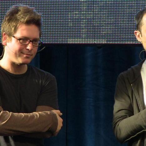 Twitter Founders Move on to Their Next Big Thing | An Eye on New Media | Scoop.it