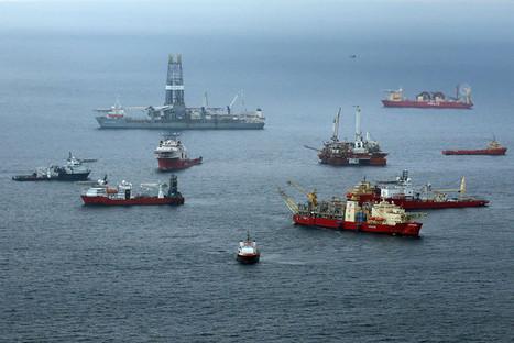 BP renonce à forer dans la Grande Baie australienne | TRANSITURUM | Scoop.it