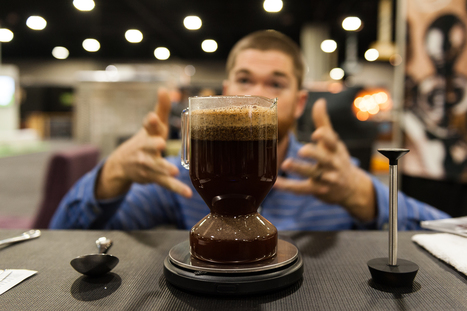5 Hot New Coffee Products At SCAA 2016... | Coffee News | Scoop.it