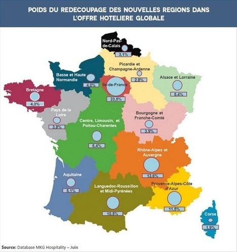 Réforme territoriale : pour l'hôtellerie, une fusion des petites régions plutôt que la constitution de leaders mondiaux | OT et régions touristiques de France | Scoop.it