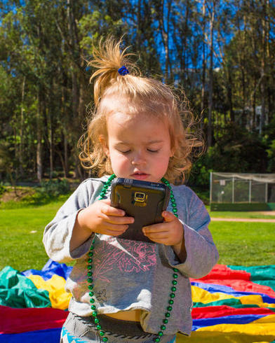 Mobile screens: Do they really turn your kids' brains to mush? - CNET | Jewish Education Around the World | Scoop.it