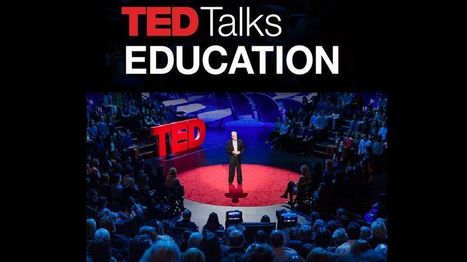 13 TED Talks That You Would Love Being a Teacher - EdTechReview™ (ETR) | EdTechReview | Scoop.it
