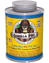 Gorilla Glue PVC Cement | Gorilla PVC Pipe Glue & Cement | Scoop.it
