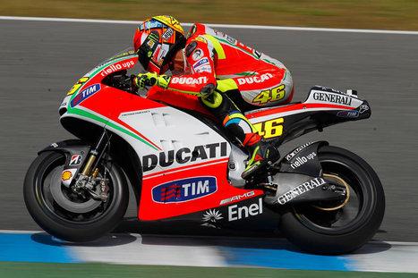 Rossi & Ducati: how dark is the night? | GPOne.com | Ductalk Ducati News | Scoop.it