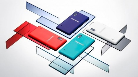 Fairphone 2, un móvil  que se guía por su conciencia | Mobile Technology | Scoop.it