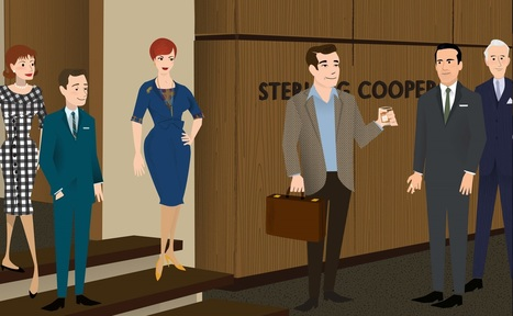 """What """"Mad Men"""" Can Teach Us About Advertising Today 