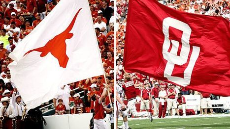 Red River Rivalry 2012, Who Will Win? | Sooner4OU | Scoop.it