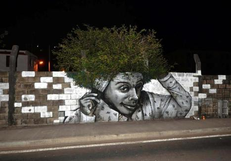 Inspiring and Creative Street Art | CD-rooms | architecture intérieure & décoration | Scoop.it
