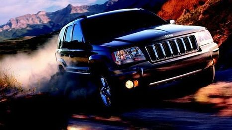 Jeep recalls 7000 vehicles | carsguide.com.au | Cars and Road Safety | Scoop.it