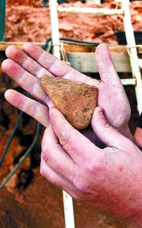 La herramienta que usó el antecessor hace un millón de años | Aux origines | Scoop.it