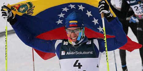 Designan al criollo César Baena como capitán de equipo en Juegos Olímpicos Sochi 2014 - Globovision | Juegos Olímpicos en Sochi | Scoop.it