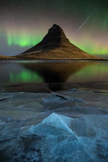 Twitter / ThatsEarth: Aurora over Kirkjufell, Iceland. ... | Earth Changes | Scoop.it