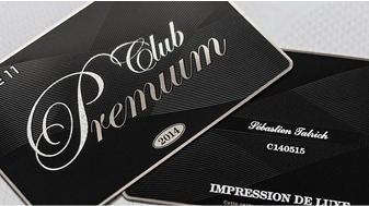 Design and Order Black Metal Business Cards!   Metal Business Card   Scoop.it