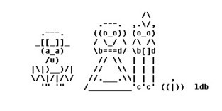 Happy Thanksgiving in Canada | ASCII Art | Scoop.it