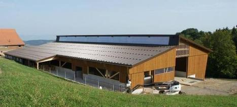 La Bretagne lance un appel à projets pour la conception de bâtiments d'élevage à énergie positive - Grands Troupeaux | En route pour la transition énergétique | Scoop.it