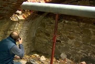 Écaussinnes: un pont historique découvert lors de travaux de voirie - lavenir.net | Institutions et associations arts et archéologie Wallonie-Bruxelles-Belgique-Europe | Scoop.it