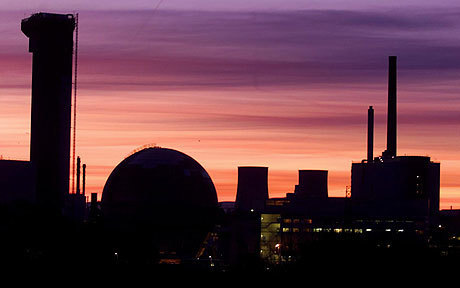 Warning over Sellafield waste plans | The Indigenous Uprising of the British Isles | Scoop.it