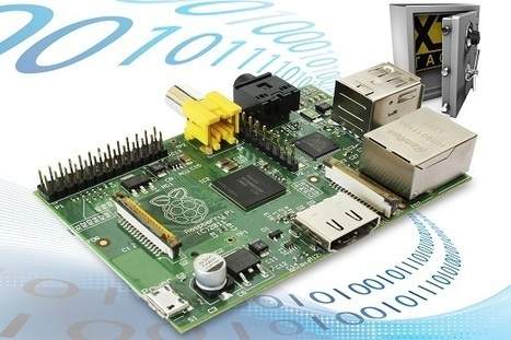 Two chances to win a Raspberry Pi at Embedded World 2013 with XJTAG - Cambridge Network | Raspberry Pi | Scoop.it