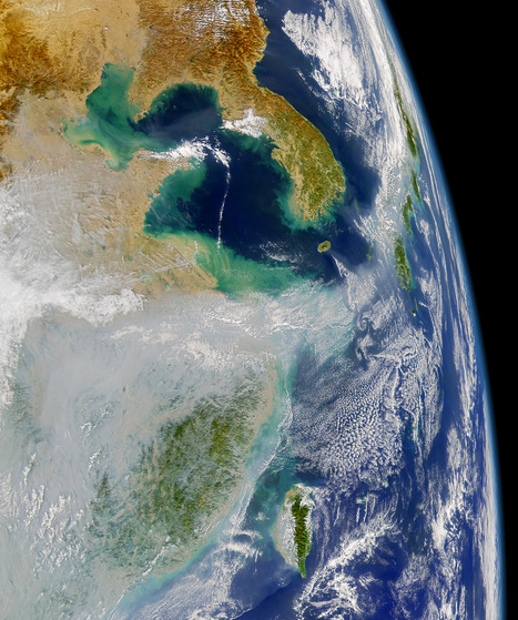Air pollution boosts NW Pacific cyclones, study finds | Sustain Our Earth | Scoop.it