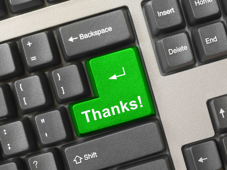 7 Ways to Say Thank You on Twitter | Surviving Social Chaos | Scoop.it