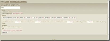 10 Useful HTML5 Cheat Sheets | SEO & Web Design Updates | Scoop.it