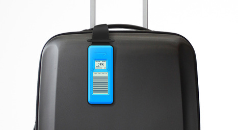 Travel Innovation: Electronic Baggage Tags | Traveleam | Travel | Scoop.it