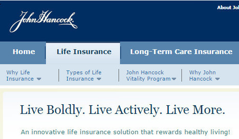 Life insurer offers discounts for data | UX-UI-Wearable-Tech for Enhanced Human | Scoop.it