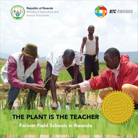 PAEPARD: Farmer to Farmer Extension: international learning event | International aid trends from a Belgian perspective | Scoop.it