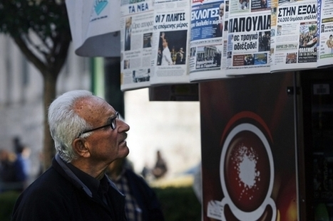 Greece drops further in press freedom rankings, according to NGO | Eurozone | Scoop.it