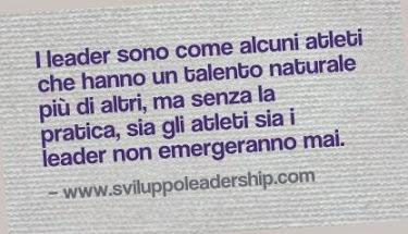 ► Le vere qualità del leader si sviluppano! | Blog Sviluppo Leadership.com | Sviluppo Leadership | Scoop.it
