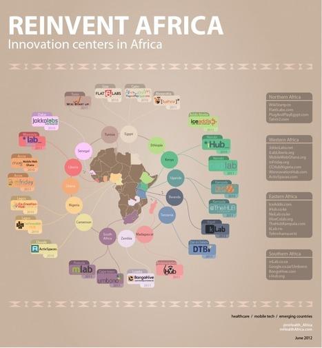 22+ tech hubs and counting: The African tech hub boom has arrived   CP-Africa   Afrique, une terre forte et en devenir... mais secouée encore par ses vieux démons   Scoop.it