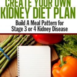 Creating Your Own Kidney Diet For Renal Failure, How Do I Do It? | Renal Diet Meal and Menu Plan | Scoop.it
